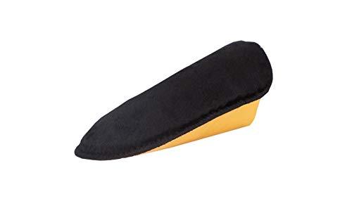 Kaps Polier-Handschuh aus echtem Lammfell, Perfekte Pflege für Glattleder-Schuhe, Taschen oder Polster, 100% Naturleder, Hochwertige Lederpflege Made in Europe