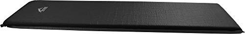 normani Selbstaufblasbare Thermomatte Farbe Schwarz/Grau Größe 200 x 70 x 13 cm