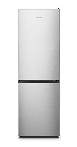 Hisense RB390N4AC2 Kühl-Gefrier-Kombination / Total No Frost/ Super Freeze/ LED Innenbeleuchtung/ 186cm/ 207 L Kühlteil/ 93 L Gefrierteil