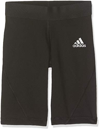 adidas Jungen Ask SHO Tight Y, Black, 1314