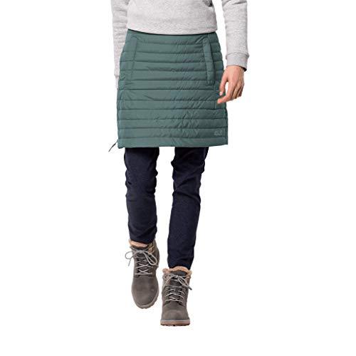Jack Wolfskin Damen ICEGUARD Skirt Rock, North Atlantic, M