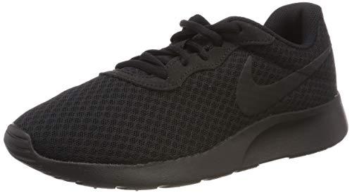Nike Herren Tanjun Sneaker, Schwarz Black Black Anthracite 001, 44.5 EU