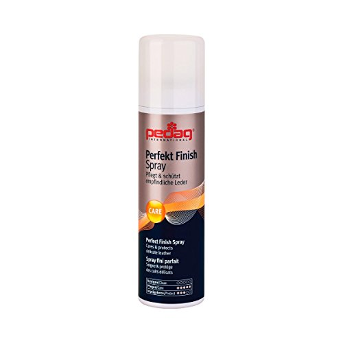 Pedag - Perfekt Finish Spray - Pflege und Schutz für Schuhe 150 ml, Größe:One Size