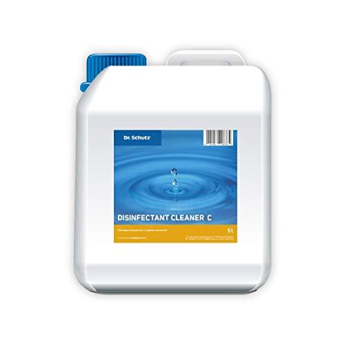 Dr. Schutz Desinfektionsreiniger (Disinfectant Cleaner C) 5 Liter