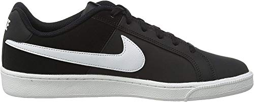 Nike Damen Wmns Court Royale Tennisschuhe, Schwarz (Black/White 010), 40.5 EU