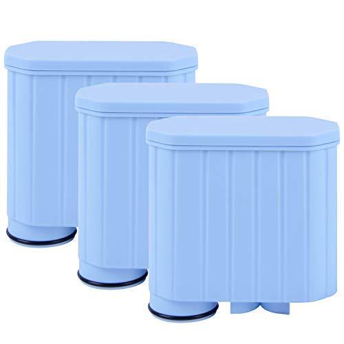 Kaffeevollautomat Wasserfilter Ersatz für Saeco AquaClean CA6707 CA6903/00 CA6903/01 CA6903/99 CA6903 Kalkfilter Aqua Clean Filterpatrone 3 stück von GOLDEN ICEPURE (rechnung vorhanden)