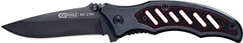 KS Tools 907.2105 Klappmesser mit Tasche,193mm 115mm, geschlossen