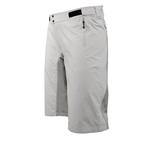 POC Resistance Mid WO Shorts für Damen L Grau (Amine Grey)