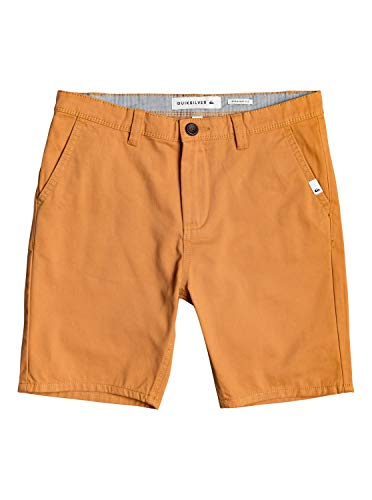 Quiksilver Jungen Everyday-Chino-Shorts 8-16 Walk, apricot Buff, 43825