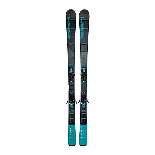Elan Element Damen-Ski - ELW 9 GW Shift Bindung ABLEMM18 Black/Blue - 144 cm