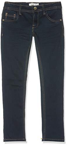 NAME IT Jungen Jeans NKMROBIN DNMTHAYER 3157 SWE Pant NOOS, Blau (Dark Blue Denim), (Herstellergröße:110)
