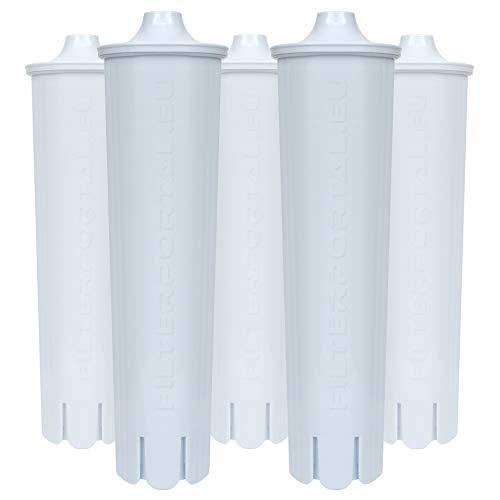 5 x Filterpatrone kompatibel Jura Claris Blue   Kaffeemaschine   Kaffeevollautomat   67007   67133   71312   Filter Patrone   Wasser Filter Kartusche