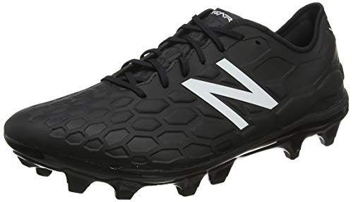 New Balance Herren Visaro 2.0 Pro Fg Football Boots Fußballschuhe, Schwarz (Black Black), 42.5 EU