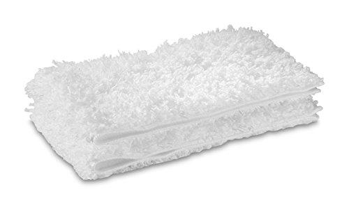 Karcher Dampfreiniger Mikrofasertücher, Stoffset Steam + Clean Floor