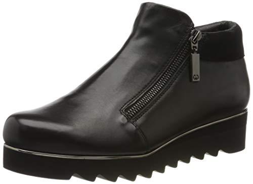 Gerry Weber Shoes Damen Udele 11 Sneaker, Schwarz (Schwarz Mi42 100), 41 EU