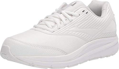 Brooks Damen 1203071B Addiction Walker 2 Laufschuh, Weiß (White/White), 41 EU