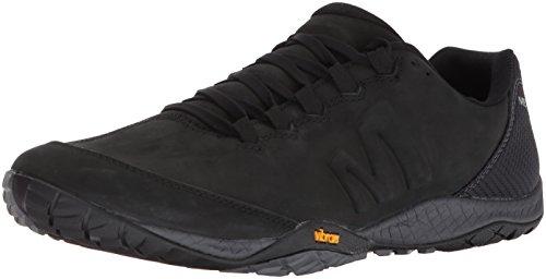 Merrell Herren Parkway Emboss Lace Sneaker, Schwarz (Black Black), 43.5 EU