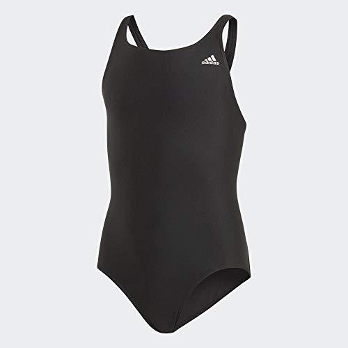 adidas Mädchen FIT Suit SOL Y Swimsuit, Black, 1415