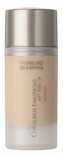 Hildegard Braukmann Coloured Emotions Soft Make-Up, Farbe Nr. 15, Sand, 1er Pack (1 x 30 ml)