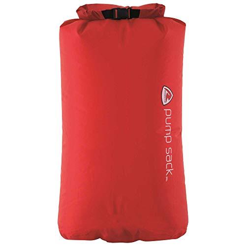 Robens Unisex– Erwachsene Pumpsack 150308, Rot, 25 L