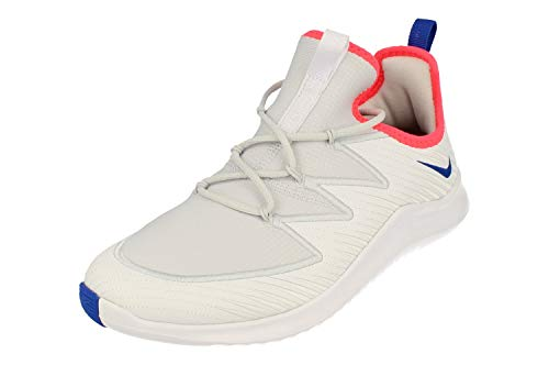Nike Damen WMNS Free Tr Ultra Fitnessschuhe, Mehrfarbig (White/Racer Blue/Pure Platinum 100), 40.5 EU