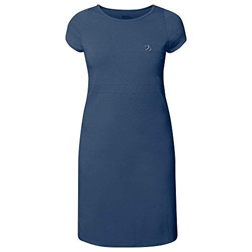 FJÄLLRÄVEN Damen High Coast Kleid, Navy, S