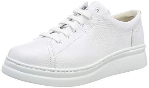 CAMPER Damen Runner Up Sneaker, Weiß (White Natural 100), 38 EU