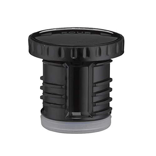 alfi 9202.000.013 Original Ersatzteil Drehverschluss Kunststoff, für Isolierflasche isoTherm Perfect 5107, 5207 0,3 - 0,5 l