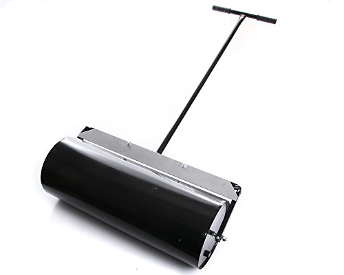 rg-vertrieb Rasenwalze Handwalze Gartenwalze Gartenrolle Walze 100cm Bodenwalze
