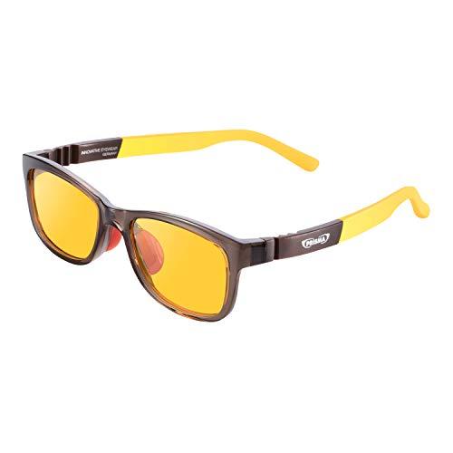 Blaulichtfilter Brille für Kinder Schutz für Augen durch bluelightprotect Technik mit LiTE Filter - Blueblocker-Brille KIDS#3 - K3704 PRiSMA