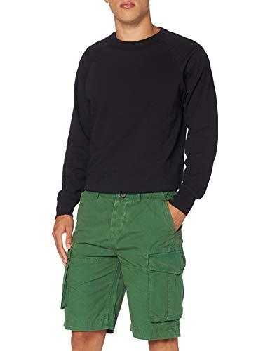 Pepe Jeans Herren Badeshorts Pepe Jeans, Grün (Pine Green 672), 44 (Herstellergröße: 36)