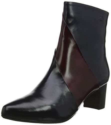 Gerry Weber Shoes Damen Lecia 04 Stiefeletten, Blau (Ocean-Kombi Mi12 531), 40 EU