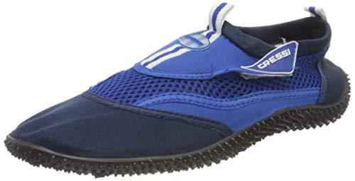 Cressi Unisex Reef Shoes Badeschuhe, blau (Hellblau), 45 EU