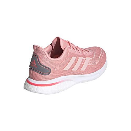 adidas Supernova Damen-Laufschuh, Rose - Größe: 40 EU