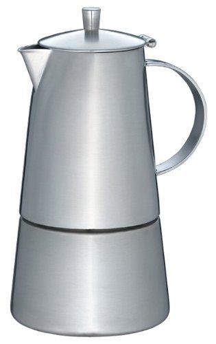 Cilio Espressokocher / Espressobereiter Modena 4 Tassen, matt
