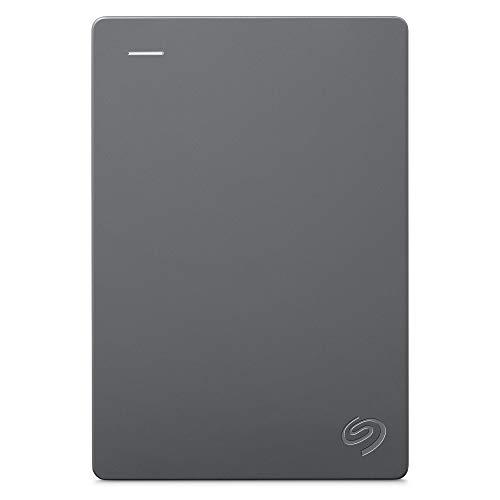 Seagate Basic external portable Drive, tragbare externe Festplatte 1 TB, 2.5 Zoll, USB 3.0, Modellnr.: STJL1000400