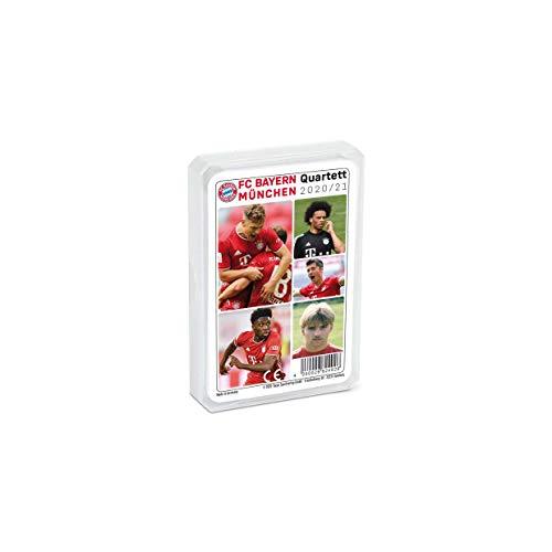 Teepe 22182460 FC Bayern München QuartettSaison 20/21