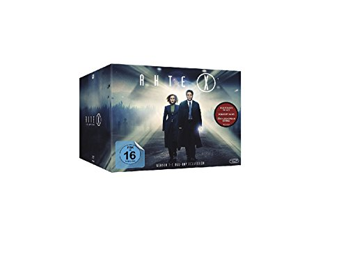 Akte X - Staffel 1-9 [Blu-ray]