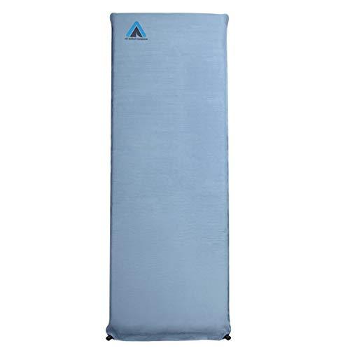 10T Ben 200x66x8cm selbstaufblasbare Isomatte mit Mikrofaser Bezug Luftmatratze Schlafmatte Matratze