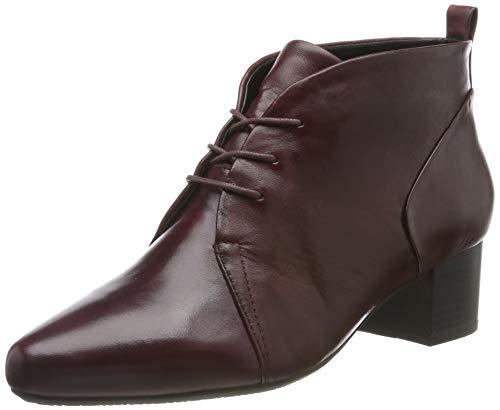 Gerry Weber Shoes Damen Terrassa 05 Stiefeletten, Rot (Bordo Mi12 410), 38 EU