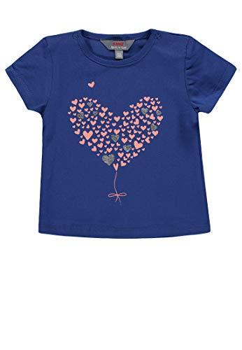 Kanz Baby-Mädchen 1/4 Arm T-Shirt, Blau (Early Autumn Bluebell 3272), 80