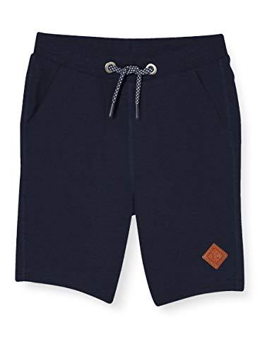 s.Oliver Junior Jungen 404.11.899.18.183.1278047 Shorts, Blue, 110 /REG
