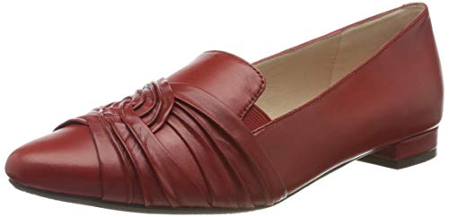 Gerry Weber Shoes Damen Athen 03 Slipper, Rot (Rot 400), 42 EU