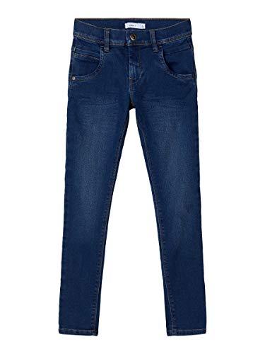 NAME IT Boy Slim Fit Jeans NITTAX 110Dark Blue Denim