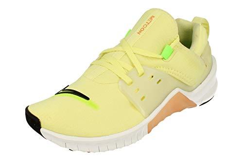 Nike Damen WMNS Free Metcon 2 Amp Fitnessschuhe, Mehrfarbig Leuchtend grün schwarz weiß orange Trance 301, 38.5 EU