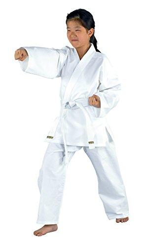 Kwon Karateanzug Renshu, weiß, 551001, Gr.180