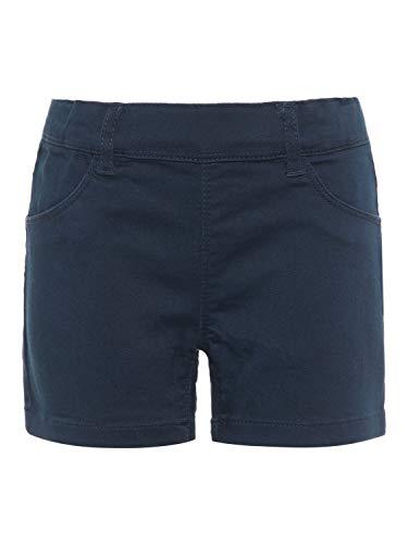 NAME IT Mädchen Nkfsalli Twitinna Af Noos Shorts 128/8 Jahre