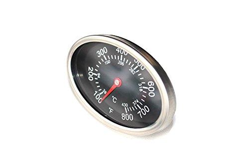 Santos Thermometer für Gasgrills Kugelgrills