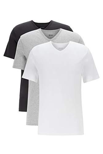 BOSS Herren T-shirt Vn 3p Co T Shirts, Mehrfarbig (Miscellaneous 999), XXL EU