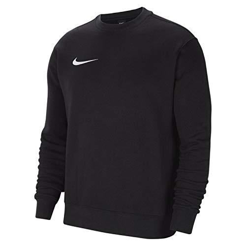Nike Herren Team Club 20 Crewneck Sweatshirt, Schwarz-weiss, L EU